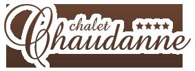 Chalet Chaudanne
